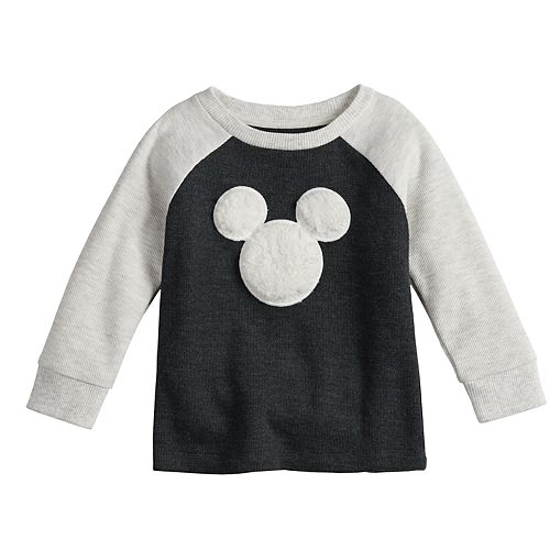Disney's Mickey Mouse Baby Boy Raglan Top by Jumping Beans®