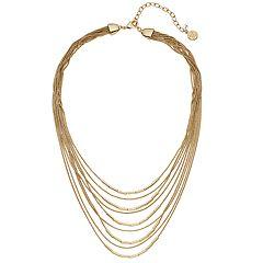 Dana Buchman Multi Strand Necklace