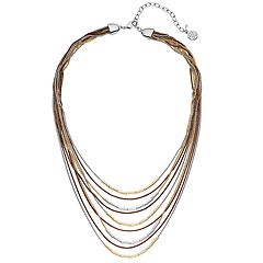 Dana Buchman Multi Strand Necklace