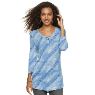 Women's SONOMA Goods for Life? Supersoft Textured Tunic