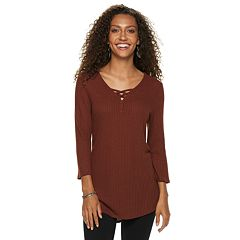 Women's SONOMA Goods for Life™ Supersoft Textured Tunic