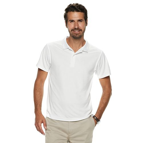 Men's Chaps Performance Polo
