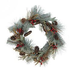 St. Nicholas Square® Indoor Artificial Christmas Wreath