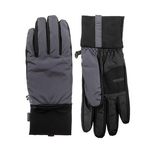 Men's isotoner SleekHeat™Packable Gloves