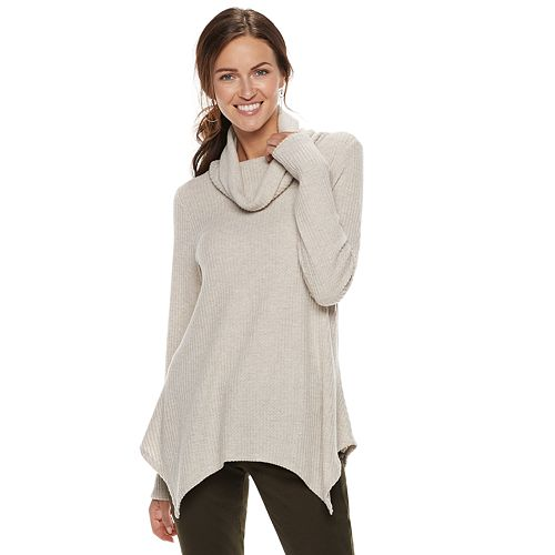 c6e3f70bd5b5c Women's SONOMA Goods for Life™ Supersoft Waffle Tunic