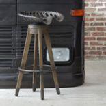 Pulaski Tractor Seat Swivel Bar Stool