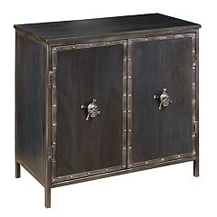 Pulaski Legion Skull Storage Cabinet