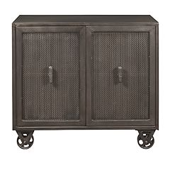 Pulaski Hyde Trolley Storage Cabinet