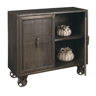 Pulaski Hyde Trolley Storage Cabinet