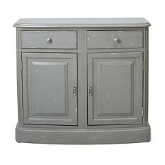 Pulaski Weathered Traditional Storage Cabinet