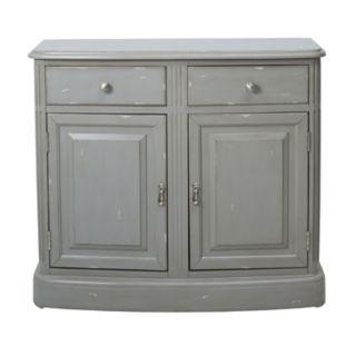 Pulaski Weathered Traditional Storage Cabinet