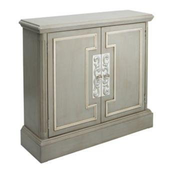 Pulaski Scroll Storage Cabinet