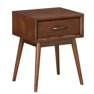 Pulaski Draper Mid-Century Modern End Table