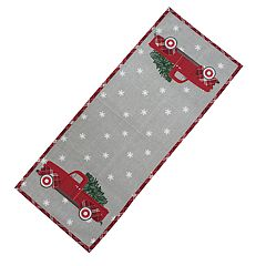 St. Nicholas Square® Truck Table Runner - 36'