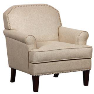 Pulaski Roll Arm Accent Chair