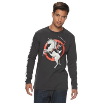 Men's Deadpool Horse Tee