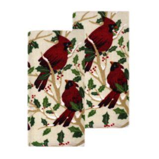 St. Nicholas Square® Cardinal Kitchen Towel 2-pack