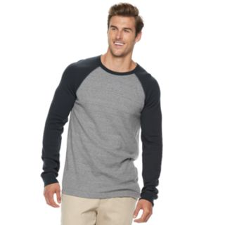 Big & Tall SONOMA Goods for Life? Supersoft Thermal Crewneck Tee