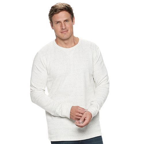3e7bf608eed Big   Tall SONOMA Goods for Life™ Supersoft Thermal Crewneck Tee