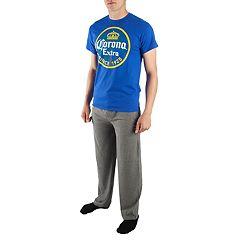 Men's Corona Extra Tee & Sleep Pants Set