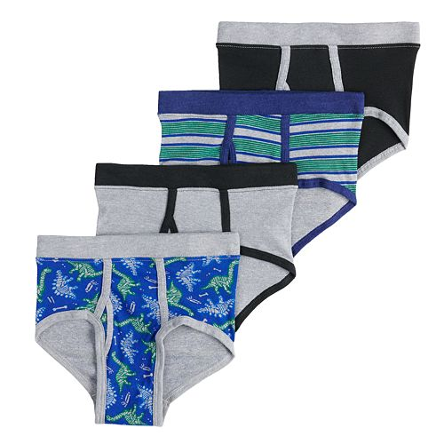 Boys 4-20 Hanes Comfort Cotton 4-Pack Briefs