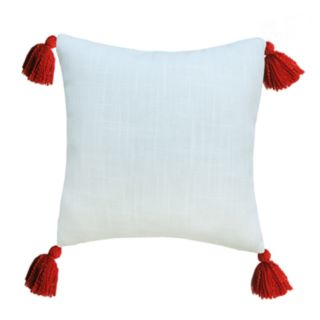 "St. Nicholas Square® ""Stay Home & Snuggle"" Mini Throw Pillow"