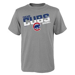 Boys 4-18 Chicago Cubs Meshed Up Tee