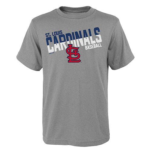 Boys 4-18 St. Louis Cardinals Meshed Up Tee