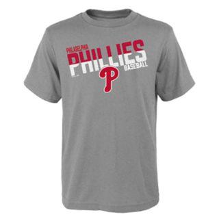 Boys 4-18 Philadelphia Phillies Meshed Up Tee