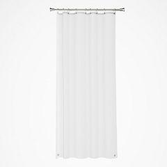 SONOMA Goods for Life™ Medium Weight PEVA Shower Curtain Liner