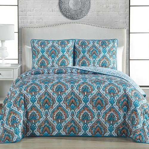 Avondale Manor Everly 3-piece Quilt Set