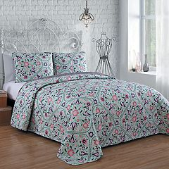 Avondale Manor Evie 3-piece Quilt Set