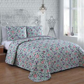 Avondale Manor Evie 3-piece Quilt Set