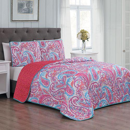 Avondale Manor Seville 3-piece Quilt Set
