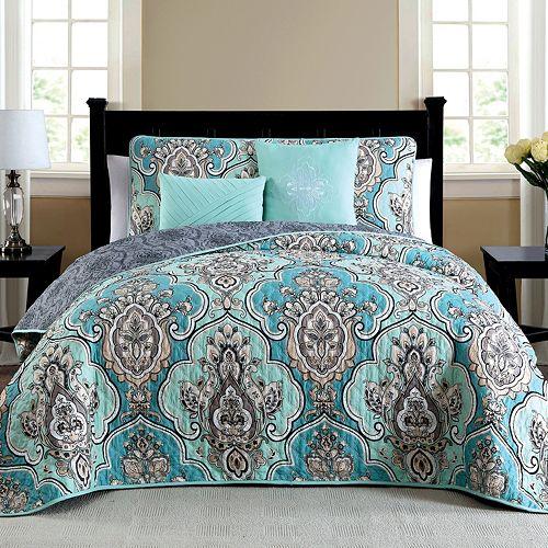 Avondale Manor Odette 5-piece Quilt Set