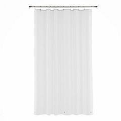 Medium Weight PEVA Shower Curtain Liner