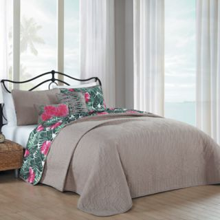 Avondale Manor Tropical Paradise 5-piece Quilt Set