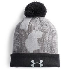 Boys 4-20 Under Armour Pom Beanie