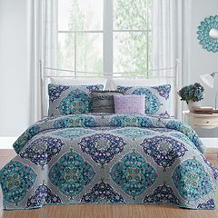 Avondale Manor Chrissa 5-piece Quilt Set