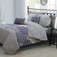 Avondale Manor Amber 9-piece Quilt Bed Set