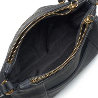 SONOMA Goods for Life? Karlie Double Zip Crossbody Bag