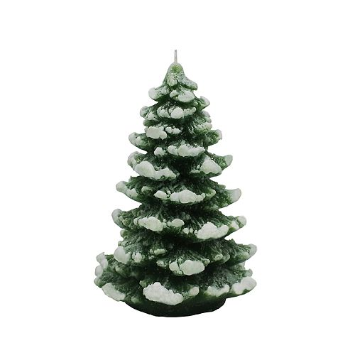 St. Nicholas Square® Small Unscented Christmas Tree Candle