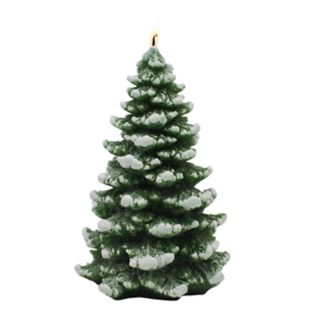 St. Nicholas Square® Large Unscented Christmas Tree Candle