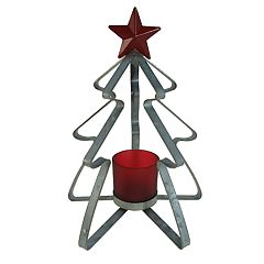 St. Nicholas Square® Tealight Christmas Candle Holder