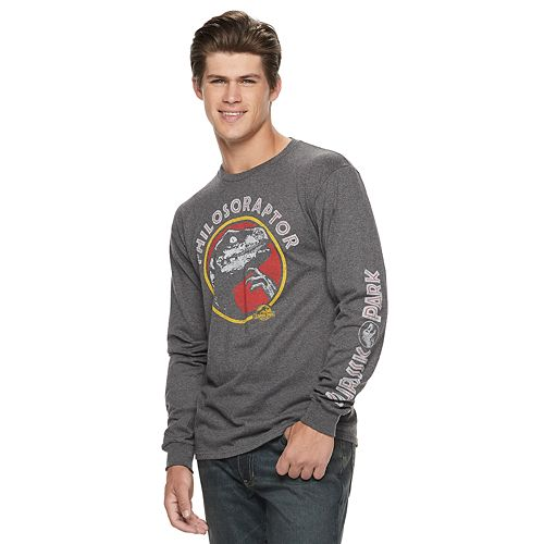 Men's Jurassic Park Philoso-Raptor Tee