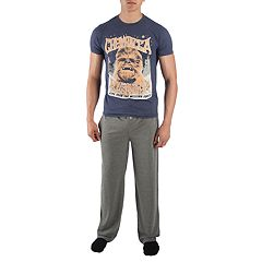 Men's Star Wars Chewbacca Tee & Sleep Pants Set