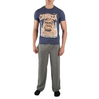 Men's Star Wars Chewbacca Tee & Sleep Pants Set
