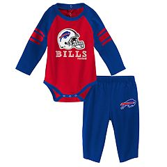 Baby Buffalo Bills Future Starter Bodysuit & Pants Set