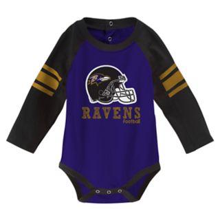 Baby Baltimore Ravens Future Starter Bodysuit & Pants Set