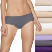 Women's Hanes Ultimate Comfort Stretch 9-Pack Hipster Panties 41KSP9